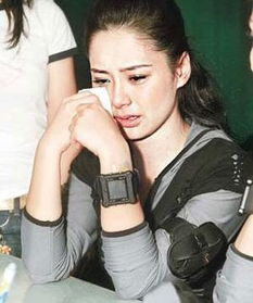 阿娇后台换衣被偷拍 香港影视处开始着手调查