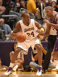 4月9日NBA五佳球 2 科比.布赖恩特