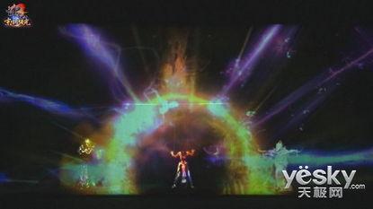神裔最后一脉辰皇现世   炫目的技能,蕴藏无限能量   与人眼无限接近...