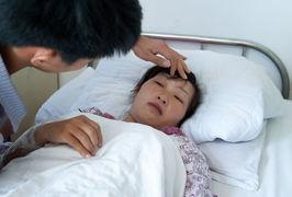 目前,母子二人身体状况都很稳定,彭伟平更是今天就可