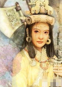 马功劳.在对阵鬼方(北方匈奴前身)的战争中,她亲率一万三千人,...