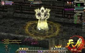次展会上,光宇游戏专门为广大玩家开设了《天魔传说》最新版本的抢...