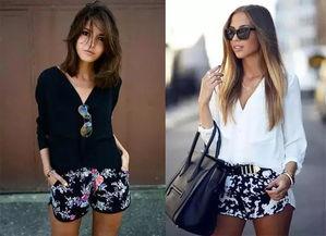 ...+纯色上衣美的潮流,美得性感.-杨幂短裤秀出好身材 解析大幂幂的...