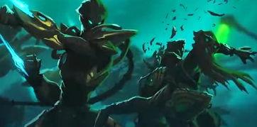 星际争霸虫族兵种图片虫族主宰在异界韩服国服同时登顶