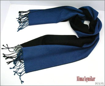 男士围巾的系法图解 -怎样系毛线围巾更时髦