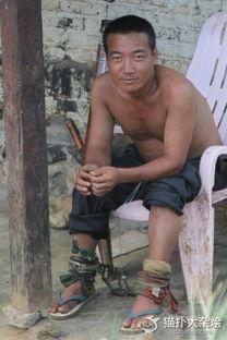 五花大绑反捆女犯人-果敢杨龙寨监狱和劳教所的犯人