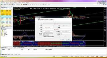 MT4平台指标模版 黄金趋势罗盘 5.08