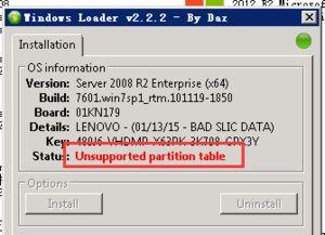 ...WINDOWS2008 R2 企业版激活工具