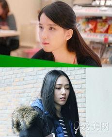 怡和郭碧婷都是台湾出了名的美女,