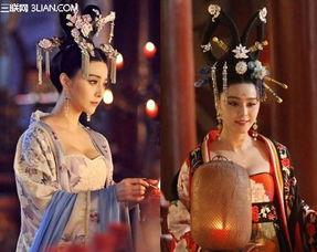 宫词》、《至尊红颜》,到电影《... 这些女星演绎的武则天是各有千秋...