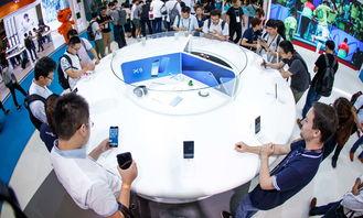 vivo亮相2017MWC展会,发布行业领先隐形指纹技术