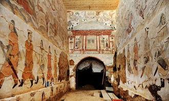 古陵手记-考古人员根据古墓的石碑,发现上面写着墓主人去世时刻是大业十四年...
