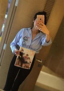 陈浩民老婆产后九天拆线 身材恢复A4腰(2 /5张)