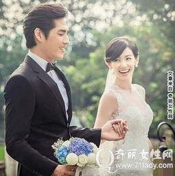 蓝正龙为老婆补办婚礼 与老婆周幼婷相识过程曝光