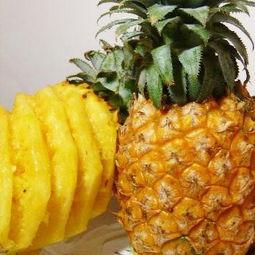 凤梨和菠萝的区别 凤梨和菠萝怎么区别 凤梨和菠萝的区别图