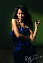 ...Wang 项链Martine Wester-陕西频道 娱乐