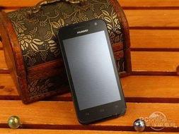 华为 U8825D(G330D)图片-4寸屏双核双卡双待 华为G300D仅1080元