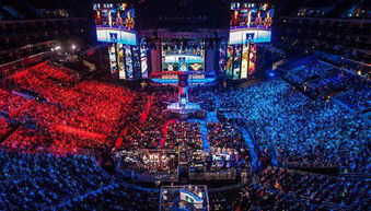 游戏产业中最赚钱活动 为什么职业电子竞技这么火