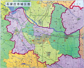 ...市正式公布行政区划调整后的城区地图 图
