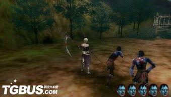 不死者的刻画不错-不死骑士 评测 死神版的无双游戏