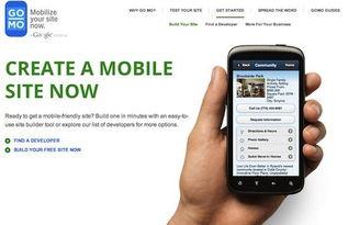 谷歌与Duda Mobile合作提供网站移动化服务