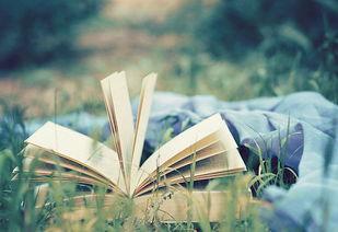 文艺书籍唯美意境图片大全