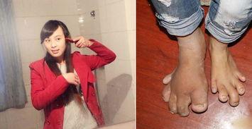 【巴中大脚美女脚长42厘米 梦想穿上水晶鞋】近日,在巴城各繁华的...