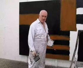 15岁加入街头黑帮,20岁患夜间遗尿症,他却终成国际抽象艺术大师