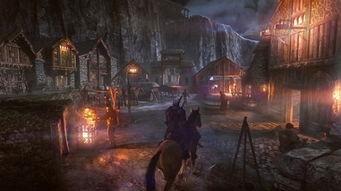 仙魔狩-狩魔猎人3 无QTE 提供50小时游戏时间