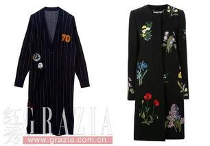 ....长外套 右:Stella McCartney外套-春季穿外套 测测你最适合哪款外...