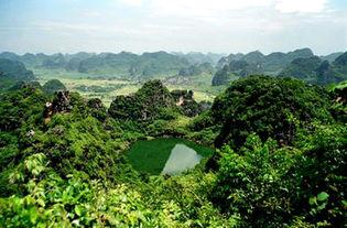 八仙天池是广西唯一仅有的天池,位于武宣县马步乡官禄村旁八仙山...