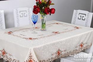 家用餐桌布哪种好 家用餐桌布价格