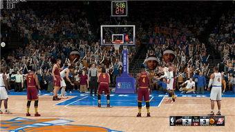 NBA2K17怎么空中接球灌篮 NBA2K17空接按键操作玩法攻略