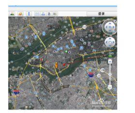 谷歌地图怎么测距离
