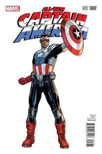美国队长变黑人 漫画英雄迎来 多元 时代