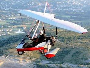 如何自制动力三角翼 动力三角翼飞行原理