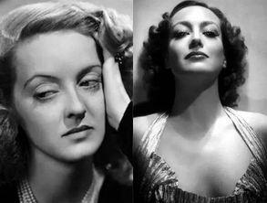 最伟大女演员第二名   撕逼史的一大女主角Betty Davis 贝蒂.戴维斯(...