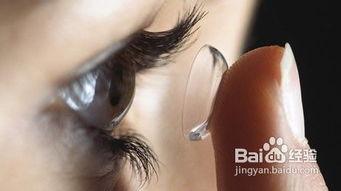 隐形眼镜可治疗的眼病