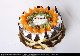 生日蛋糕,点心零食,食品餐饮,摄影,汇图网