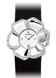 山茶花腕表 Chanel的幸运物