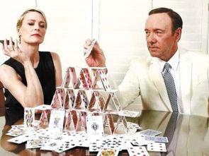 美国视频网站Netflix基于大数据投资拍摄的电视剧《纸牌屋》堪称经典-...