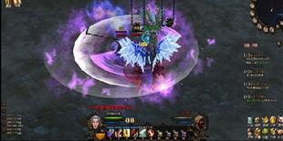 《魔战帝国》是一个第3人称实时动作类角色扮演游戏