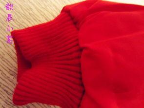 童装,大红色棉袄,1 3岁女宝穿,过年喜庆