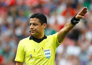 ...将执法阿根廷与法国的比赛(图/路透)-世足赛 美洲球队幸运主审吹...