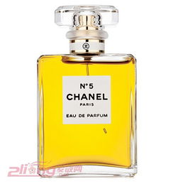 风靡全球的香奈儿5号香水价格