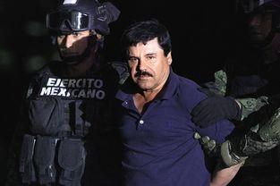 乔奎恩·古兹曼-监狱墙外施工 墨西哥毒枭将第三次越狱