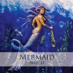 唯美梦幻新世纪 Neil H Mermaid 美人鱼 2012 新世纪音乐无损音乐