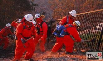 胸小不能当消防员 我以为国家省布料自豪却被挡在求职门外