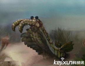 最离奇的十大远古生物 2.4米长巨型蜈蚣