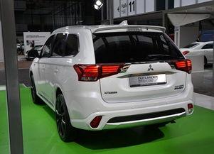 广汽三菱2017年新车计划曝光 增加2款SUV
